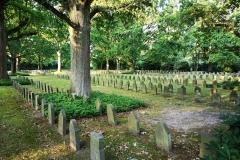 Friedhof in Ohlsdorf