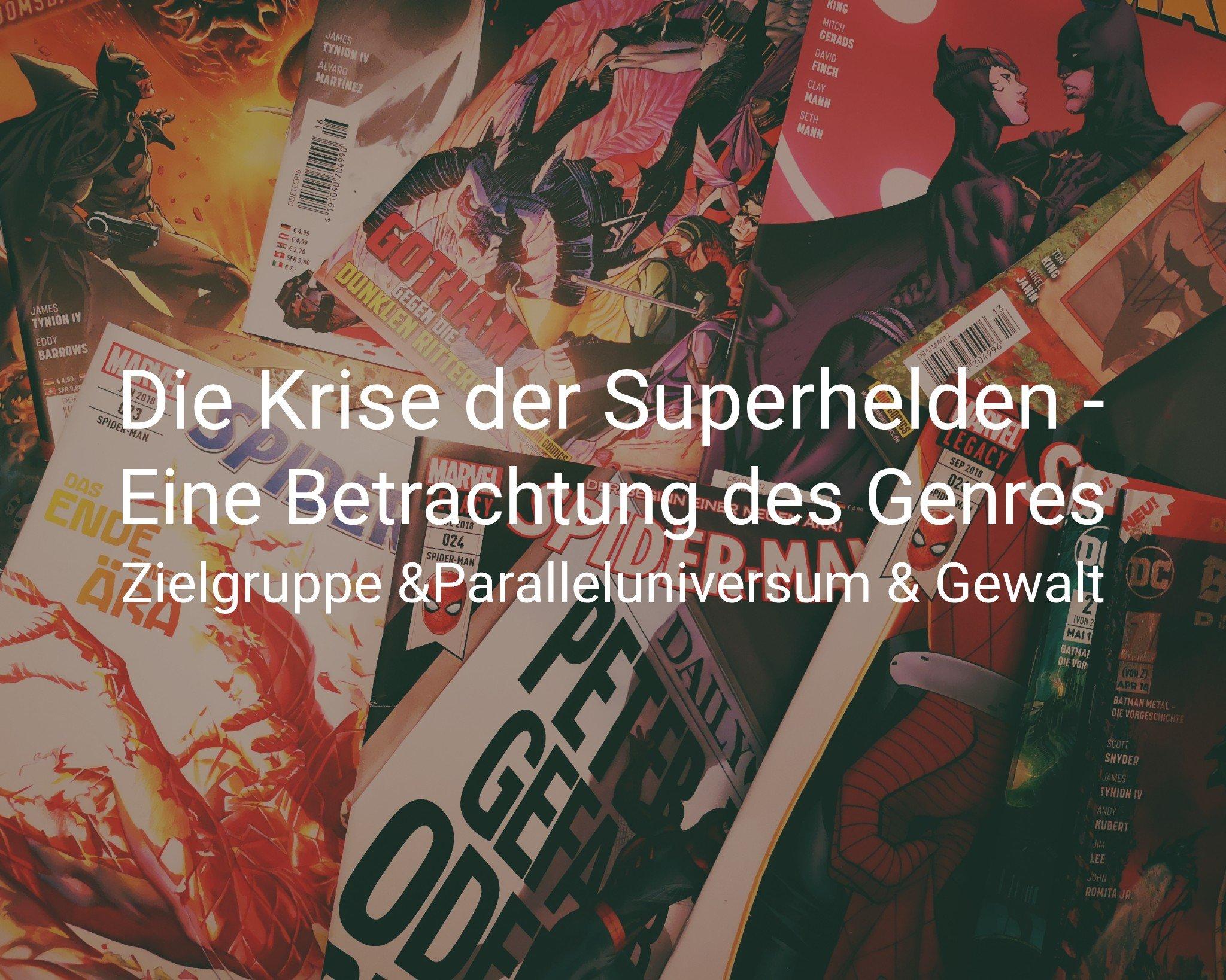 Permalink auf:Die Krise der Superhelden