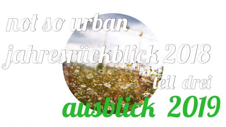 not so urban Jahresrückblick Teil3 mit allen technischen Details zum Podcasting
