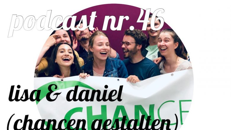 not so urban Podcast Nr. 46 Lisa & Daniel (Chance gestalten)