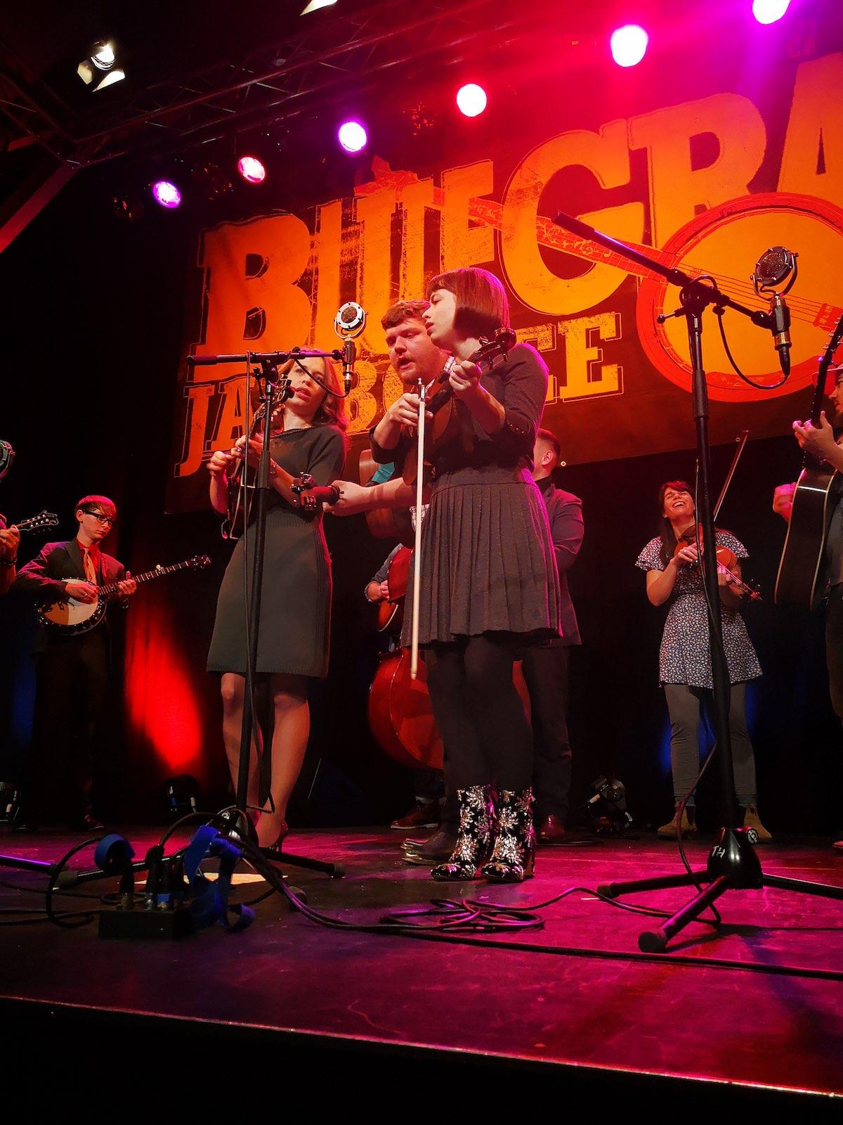 The Price Sisters (Bluegrass Jamboree Karlsruhe 2019)