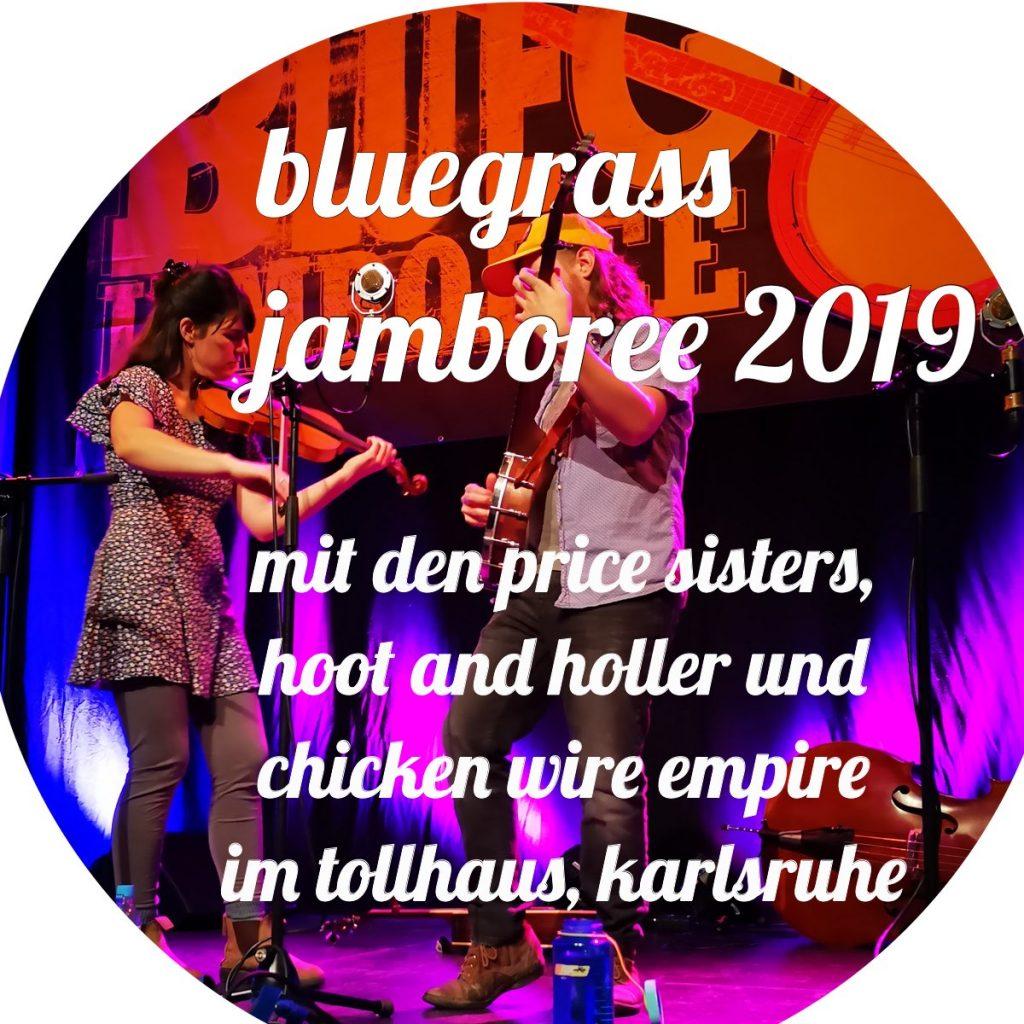 Bluegrass Jamboree in Karlsruhe