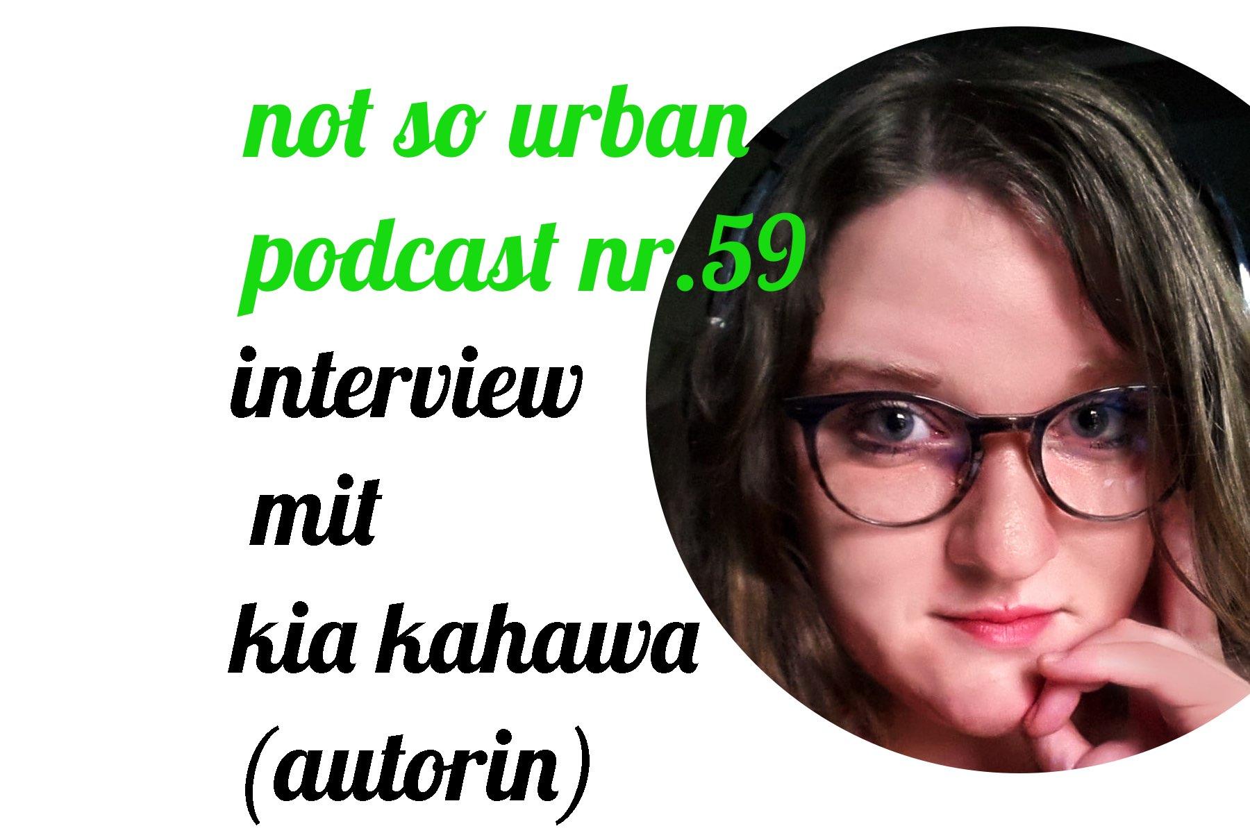 not so urban Podcast Nr.59:Kia Kahawa