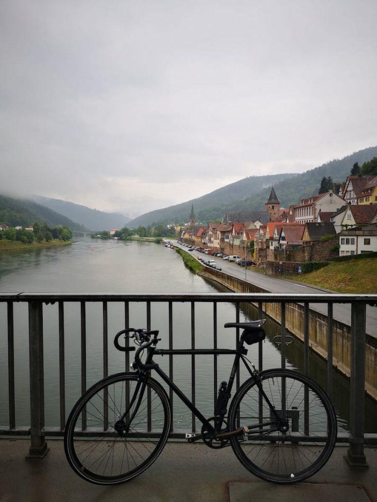 Neckartalradweg von Heidelberg nach Stuttgart und zurück