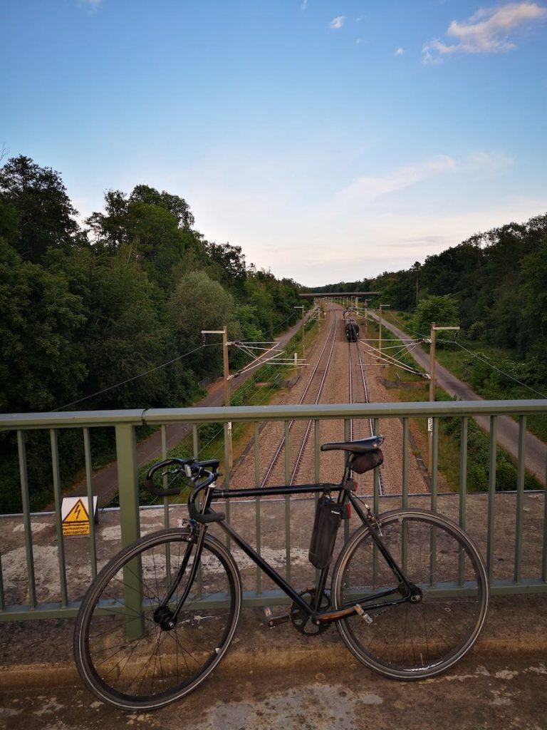 Brücke nach Hambrücken